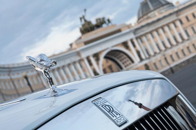 Фото №7 - Spirit of Ecstasy: легенда о «Летящей Леди» Rolls-Royce