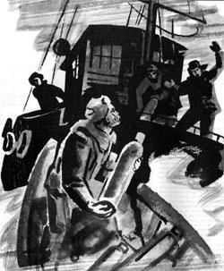 Фото №2 - Сухопутный моряк