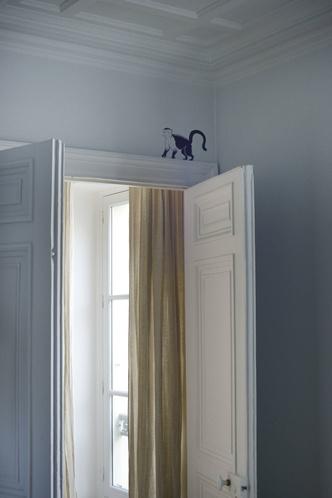 Фото №4 - Парижская квартира для творческой пары с двумя детьми