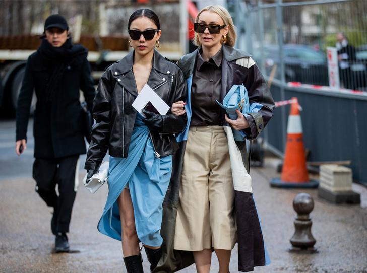 Фото №1 - Как выбрать идеальную кожаную куртку: советы стилиста