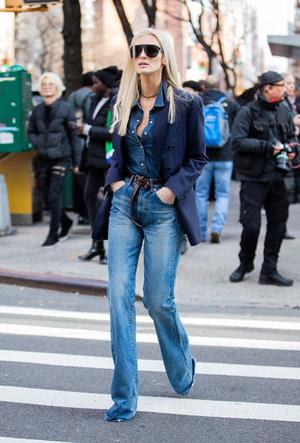 Фото №12 - Как выбрать идеальные джинсы по типу фигуры