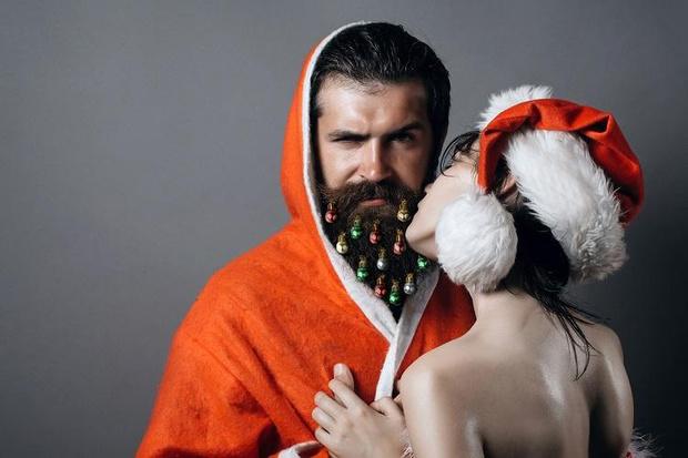 Фото №1 - Если некогда ставить елку: мужские варианты праздника