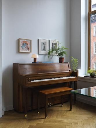 Фото №5 - С чистого листа: квартира в доме XIX века в Нью-Йорке