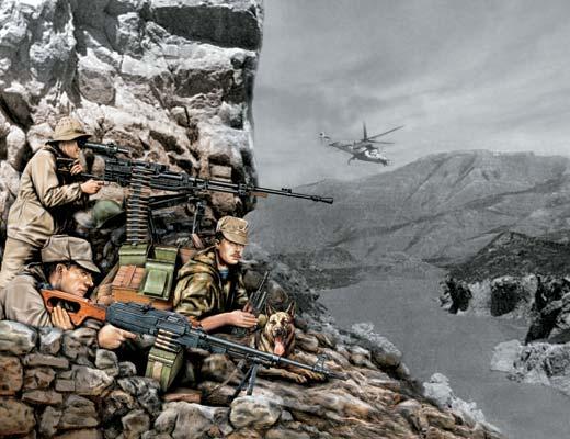 Фото №1 - Огневая мощь пехоты