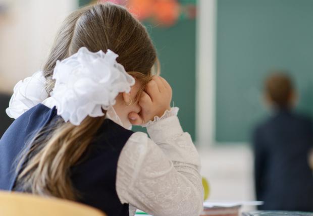 ребенок отказывается идти в школу