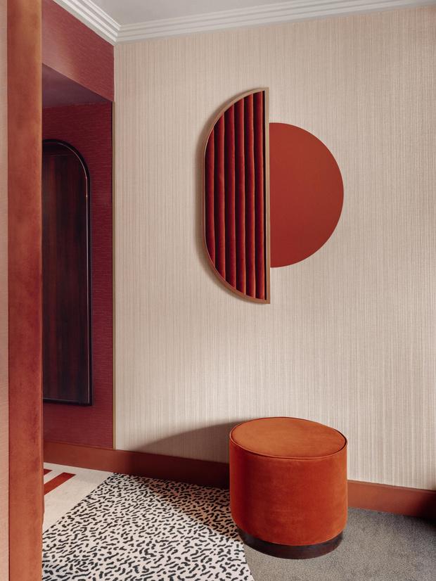 Фото №12 - Яркий дизайн-отель в Париже