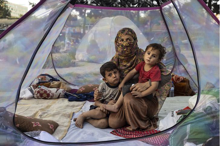 Фото №1 - Что творится в Афганистане: краткое содержание «насильственного, но в целом мирного трансфера власти»