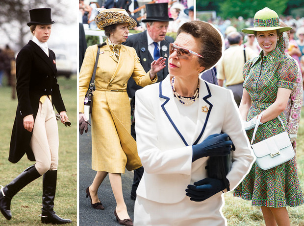 Фото №1 - Принцесса Анна – непризнанная икона стиля королевской семьи