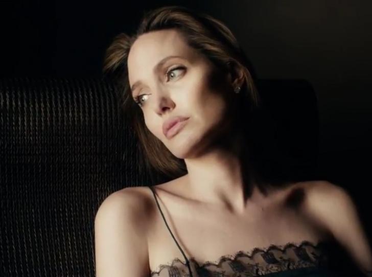 Фото №2 - Анджелина Джоли в новом видео для Guerlain