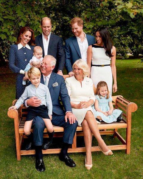 Фото №11 - Принц Джордж Кембриджский: шестой год в фотографиях