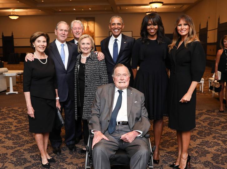 Фото №3 - Бывшие первые леди США выступили против президента Трампа