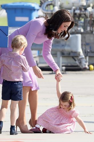 Фото №10 - Воспитание королей: что можно и что нельзя Джорджу, Шарлотте и Луи Кембриджским