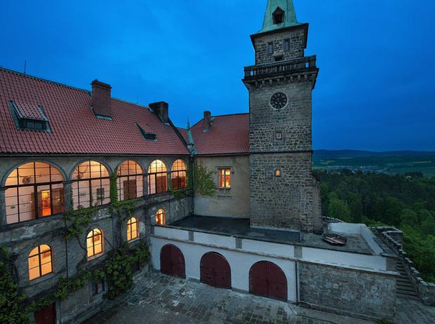 Фото №9 - Попасть в сказку: 10 отелей-замков для романтических выходных