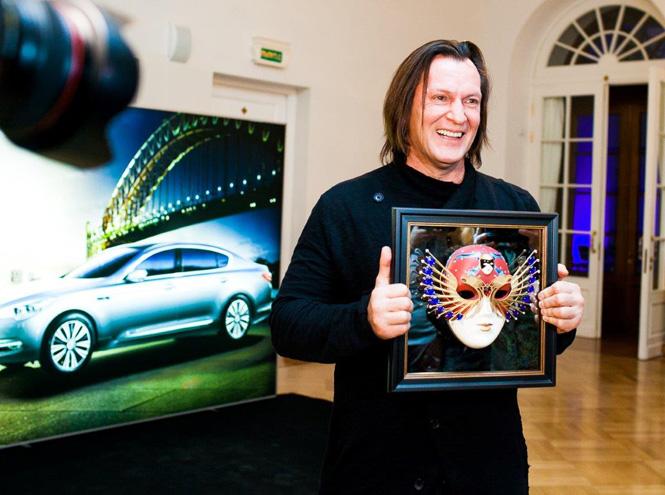 Фото №7 - В Москве состоялась церемония вручения «Золотой маски»