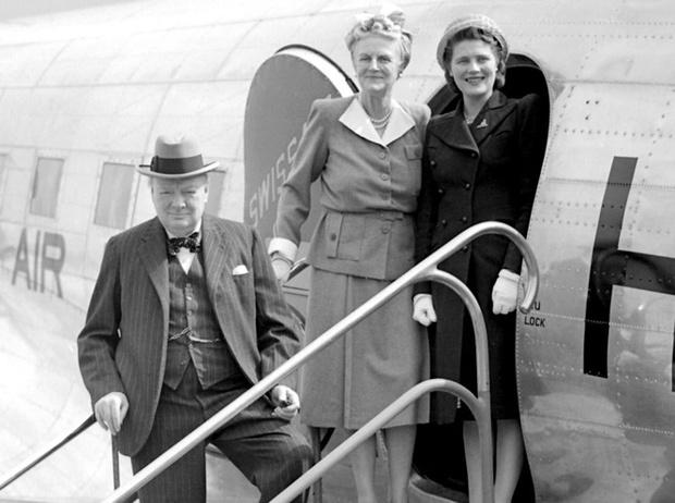 Фото №9 - Судьба четырех: любовь, мечты и трагедии дочерей Уинстона Черчилля