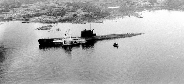 Фото №1 - «Шведский комсомолец»: бесславный эпизод в истории военно-морского флота СССР
