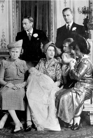 Фото №3 - Виват, король: единственное воспоминание Чарльза о его дедушке Георге VI