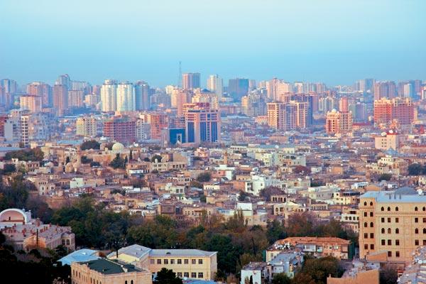 Фото №1 - Баку желает вам счастья