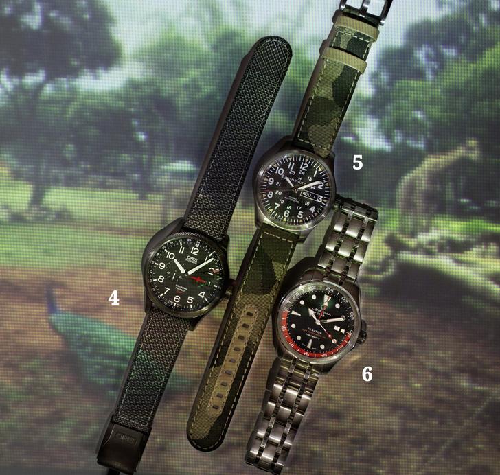 Фото №2 - Счет времени: 6 современных механических часов