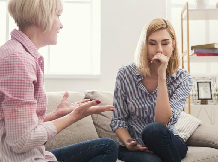 Фото №9 - Токсичные родители: как строить общение (и стоит ли прекращать его совсем)
