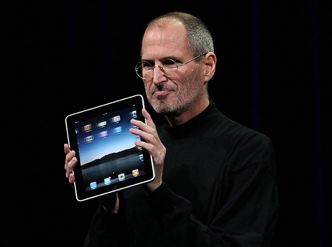 Фото №2 - Интересные факты к пятилетию iPad