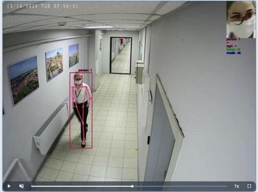 """В Сибири создали """"умные"""" камеры: устройство определит, есть ли у человека ОРВИ, а затем доложит результат начальству"""