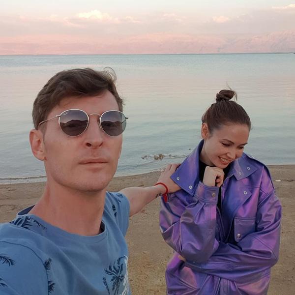 Ляйсан Утяшева, Павел Воля