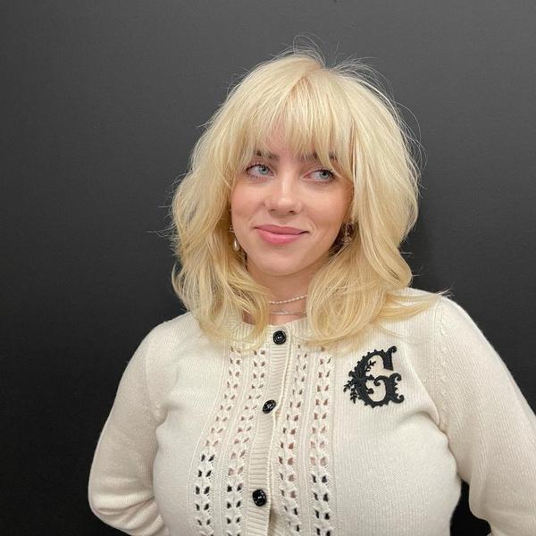Фото №1 - Билли Айлиш объяснила, почему решила стать блондинкой