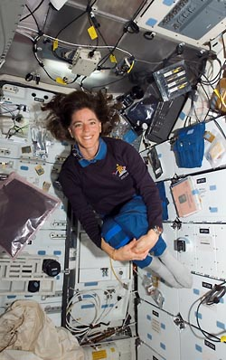 Фото №5 - Право женщины на космос