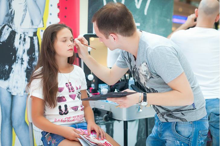 Фото №1 - Студия Красоты Elle Girl – DIVAGE в Кремле!