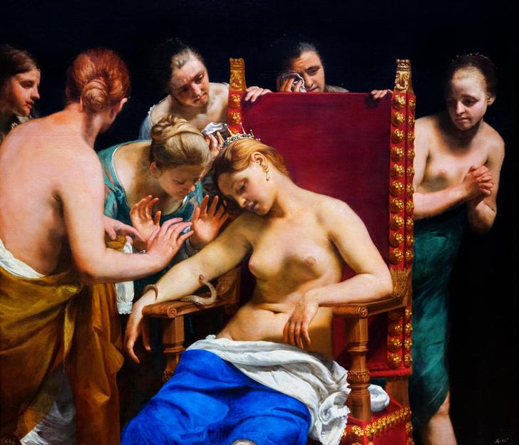 Фото №8 - Роковая женщина: 9 мифов о Клеопатре