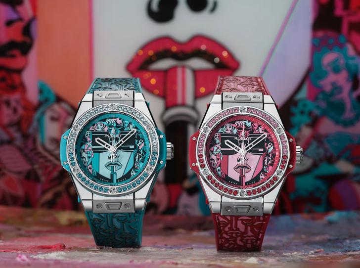 Фото №7 - Из любви к искусству: как художник превратил часы в арт-объект