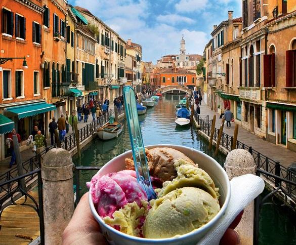 Фото №1 - Краткая энциклопедия мороженого