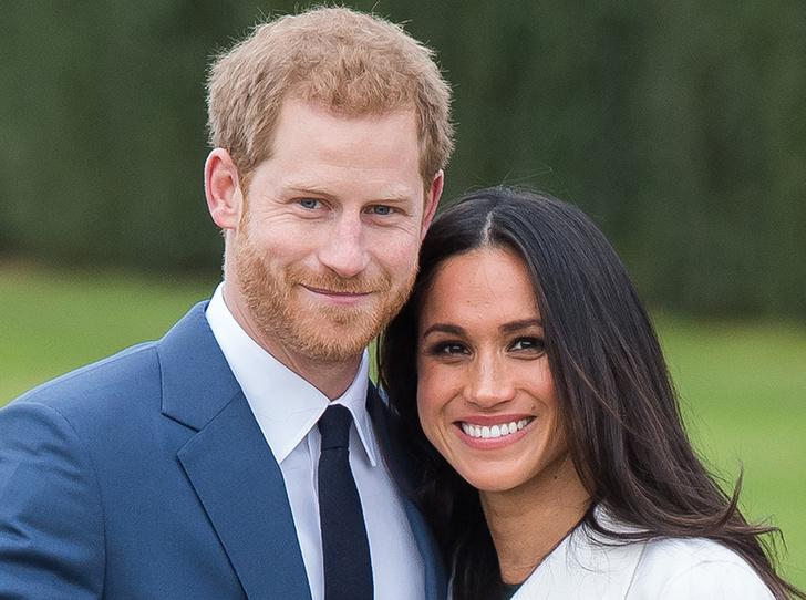 Фото №1 - Меган Маркл и принц Гарри: первое интервью после помолвки (полная версия)