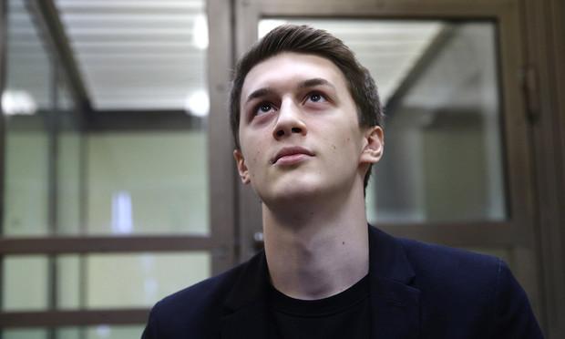 Фото №1 - Егора Жукова признали виновным и приговорили к трем годам условно