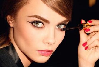 Фото №10 - Притяжение металла: новая коллекция макияжа Yves Saint Laurent