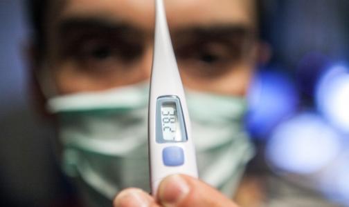 Фото №1 - В Петербурге превышен эпидемический порог по ОРВИ и гриппу
