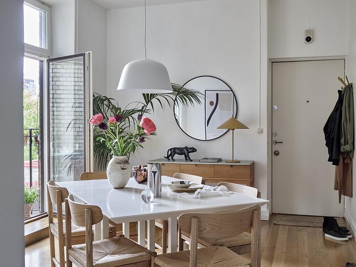Фото №3 - Квартира творческой пары в Стокгольме