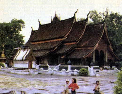 Фото №1 - В городе золотого Будды