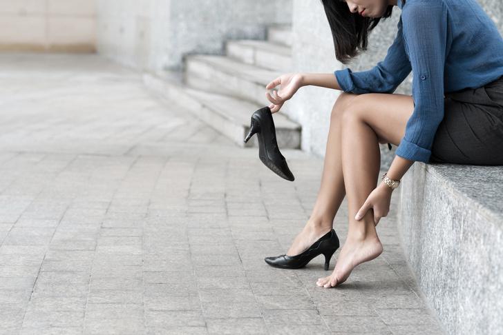 Фото №1 - Главный враг красивых ног: найти и обезвредить