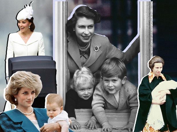 Фото №1 - Декрет по-королевски: сколько отдыхают мамы из семьи Виндзор?