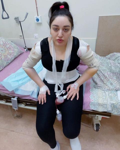 Фото №7 - «Просто огромный кусок»: Гоар Аветисян столкнулась с серьезным осложнением после липосакции