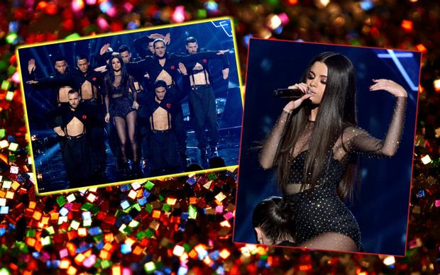Фото №2 - Лучшие моменты American Music Awards 2015