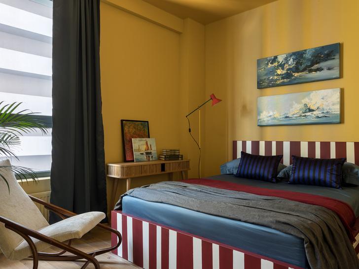 Фото №8 - Квартира 57 м² для молодого инженера: проект Натальи Гергель