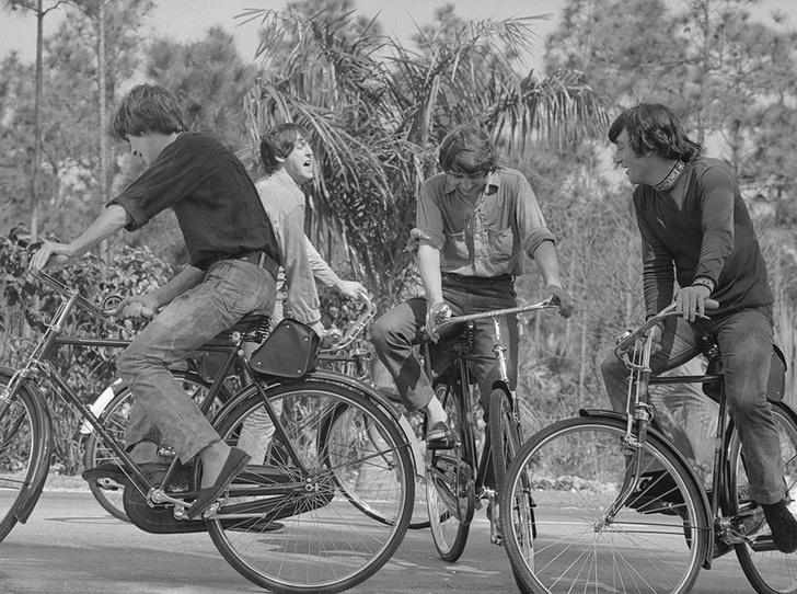 Фото №3 - 10 цитат великих людей о велосипедных прогулках