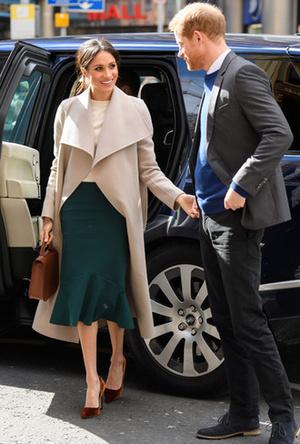 Фото №24 - Британский апгрейд: как Меган Маркл изменила себя ради принца Гарри