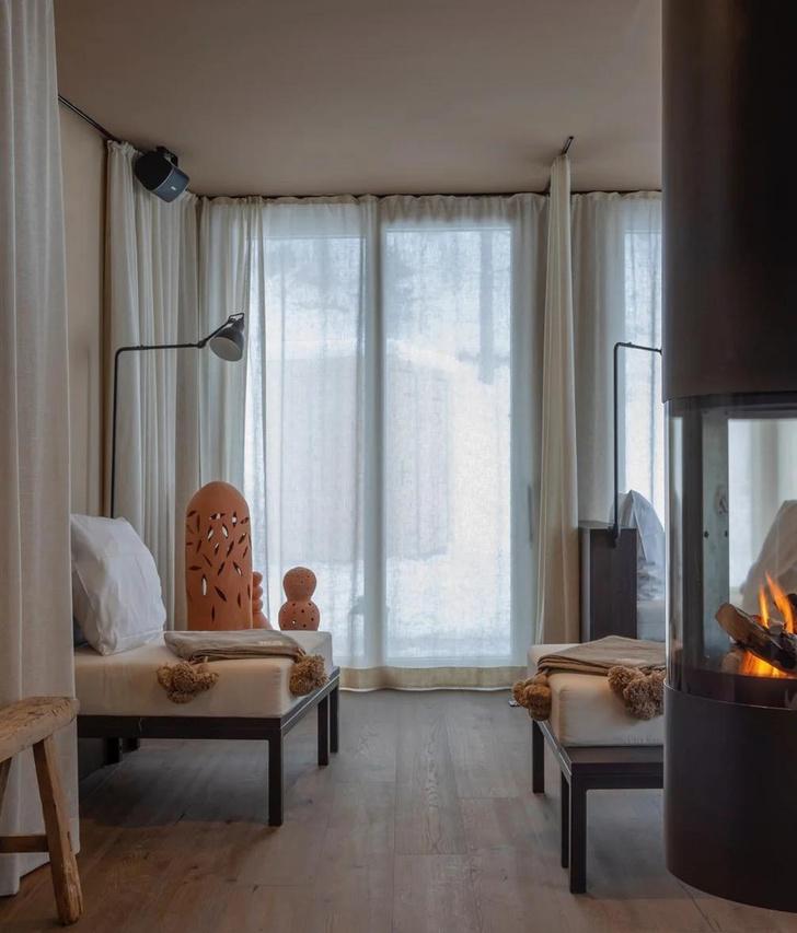 Фото №11 - Обновленный отель Cervo Mountain Resort в Церматте