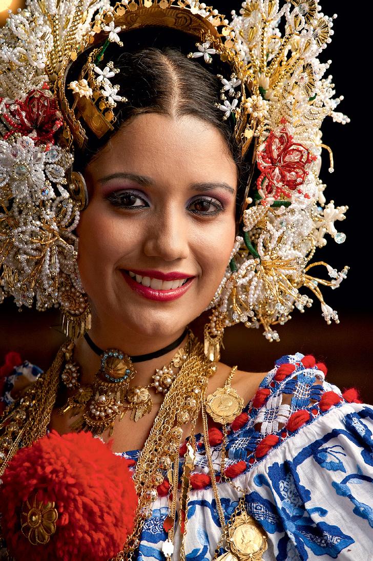 Фото №1 - Мисс мира: Республика Панама