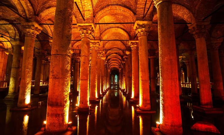 Фото №3 - Пять мест в Стамбуле, которые необходимо посетить