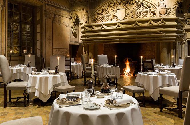 Фото №2 - Где праздновать Новый год: самые оригинальные отели в мире